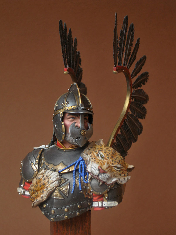 Figures: Polish hussar, 17th cent., photo #11