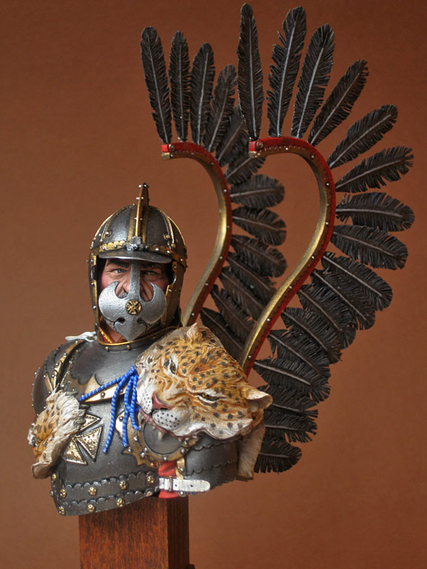 Figures: Polish hussar, 17th cent., photo #12