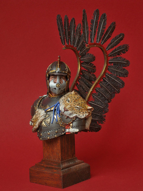 Figures: Polish hussar, 17th cent., photo #2