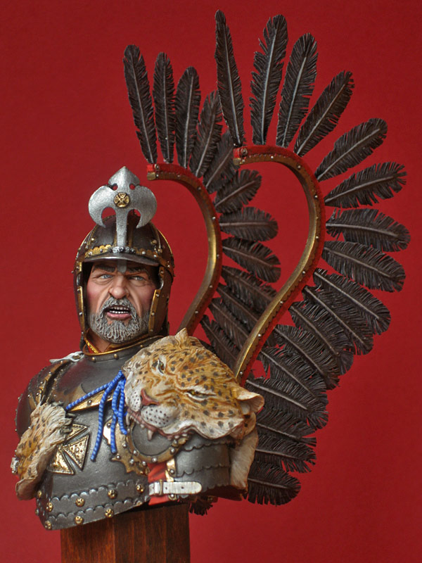 Figures: Polish hussar, 17th cent., photo #4