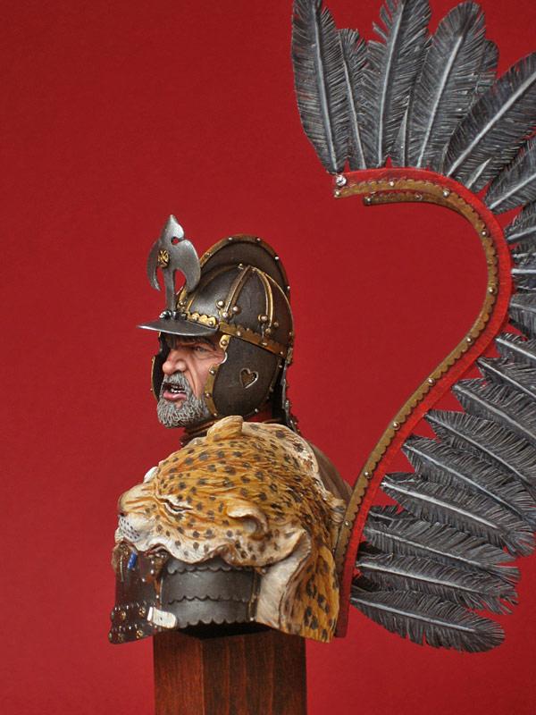 Figures: Polish hussar, 17th cent., photo #6