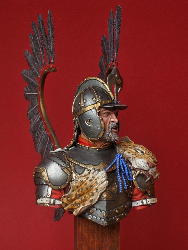 Figures: Polish hussar, 17th cent., photo #7