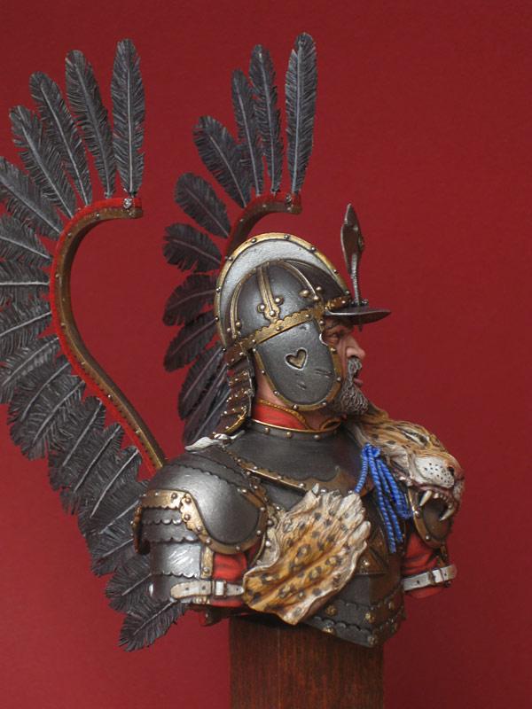 Figures: Polish hussar, 17th cent., photo #8