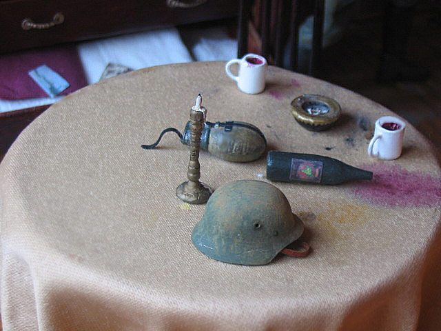 Dioramas and Vignettes: Achtung Panzer!.., photo #14