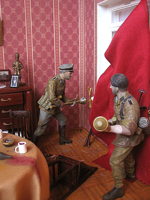Dioramas and Vignettes: Achtung Panzer!.., photo #3