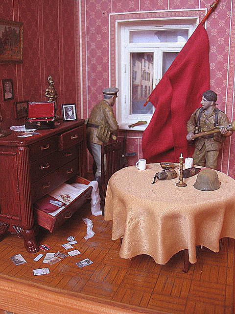 Dioramas and Vignettes: Achtung Panzer!.., photo #4