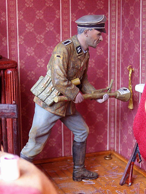 Dioramas and Vignettes: Achtung Panzer!.., photo #6