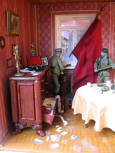 Dioramas and Vignettes: Achtung Panzer!.., photo #8