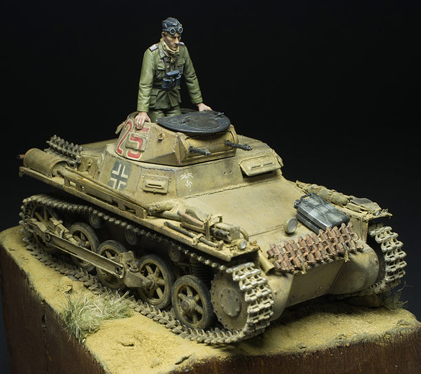 Dioramas and Vignettes: Tobruk on the horizon