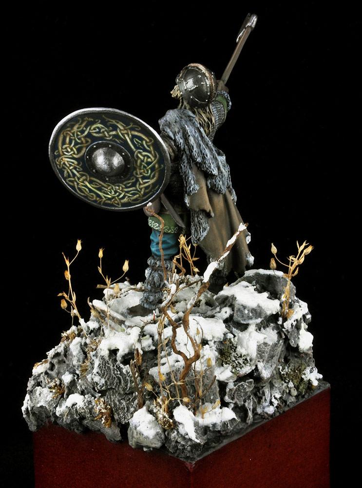 Figures: Scandinavian warrior, photo #5
