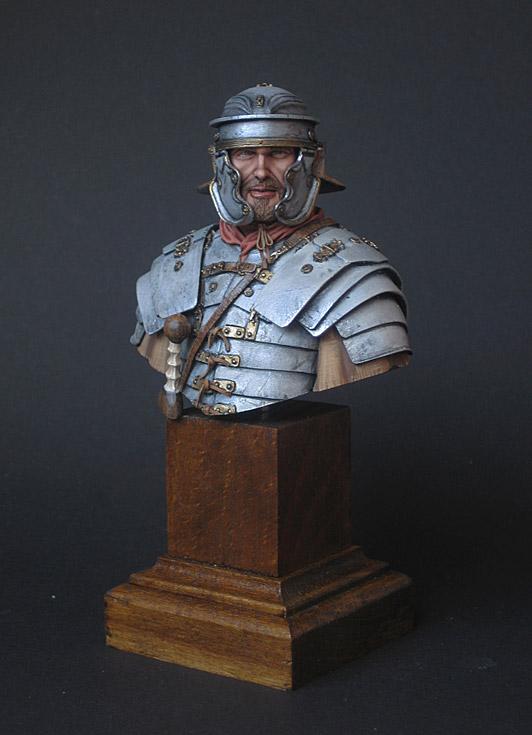 Figures: 1.Ad Gloriam Romae. Legionary, 1st cent. A.D., photo #1