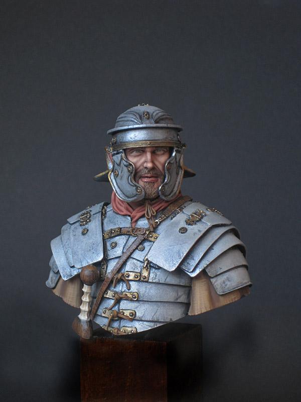 Figures: 1.Ad Gloriam Romae. Legionary, 1st cent. A.D., photo #2