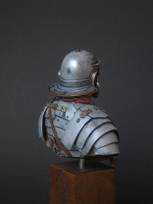 Figures: 1.Ad Gloriam Romae. Legionary, 1st cent. A.D., photo #8