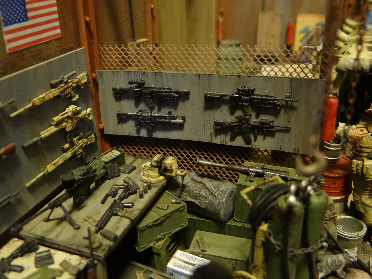 Dioramas and Vignettes: Enforcement to democracy, photo #10