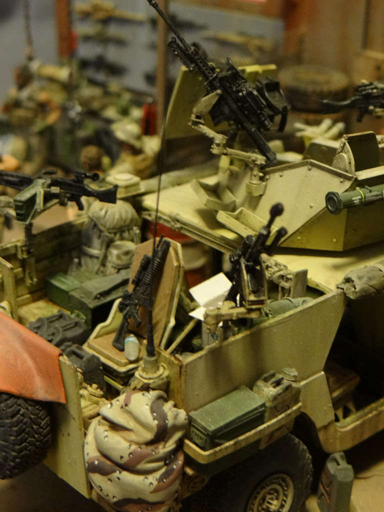 Dioramas and Vignettes: Enforcement to democracy, photo #12