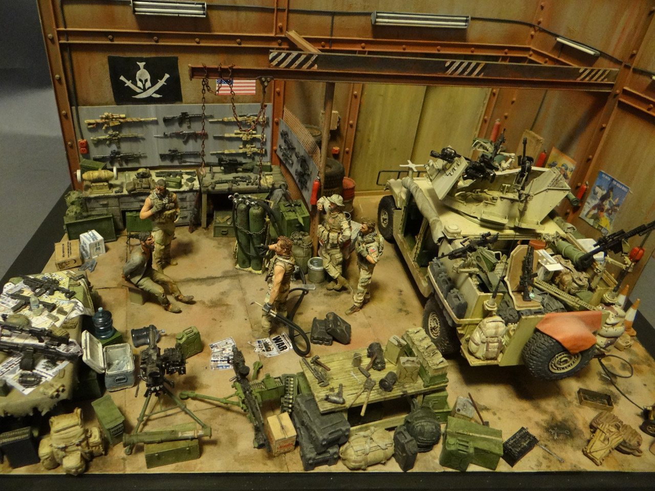Dioramas and Vignettes: Enforcement to democracy, photo #16