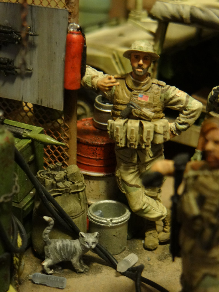 Dioramas and Vignettes: Enforcement to democracy, photo #17
