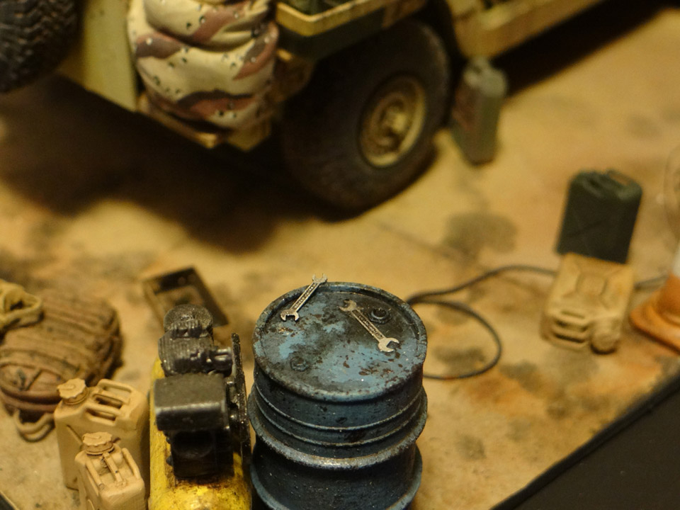Dioramas and Vignettes: Enforcement to democracy, photo #18