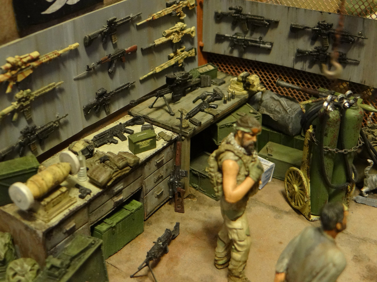 Dioramas and Vignettes: Enforcement to democracy, photo #22