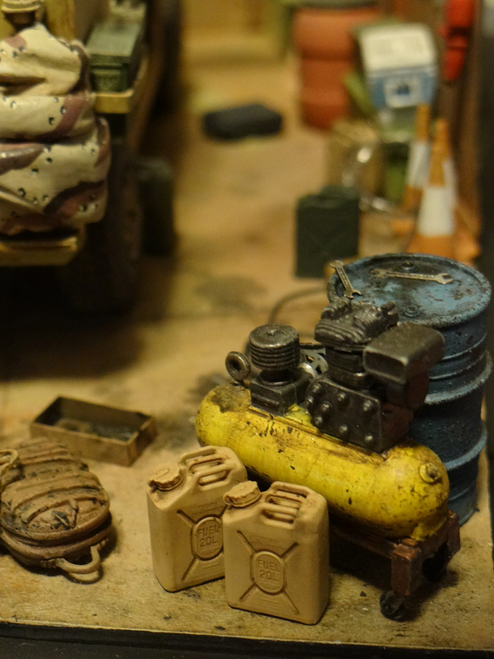 Dioramas and Vignettes: Enforcement to democracy, photo #23