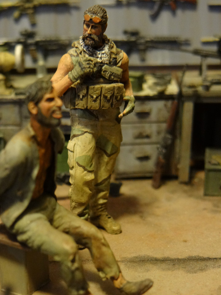 Dioramas and Vignettes: Enforcement to democracy, photo #26