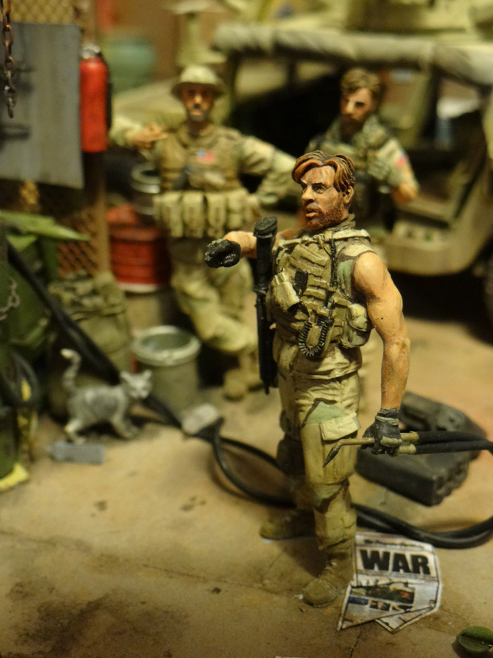 Dioramas and Vignettes: Enforcement to democracy, photo #29