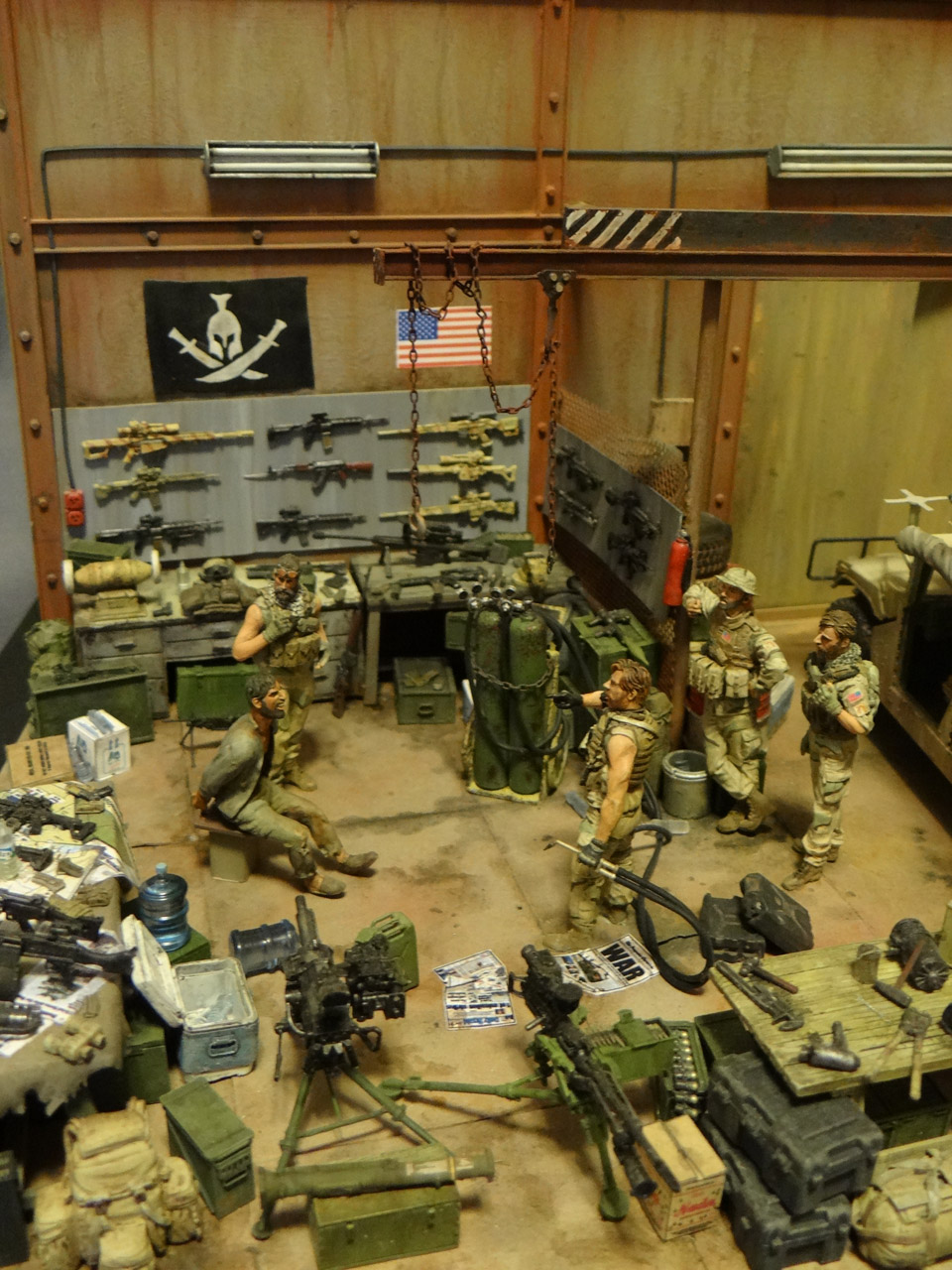 Dioramas and Vignettes: Enforcement to democracy, photo #4