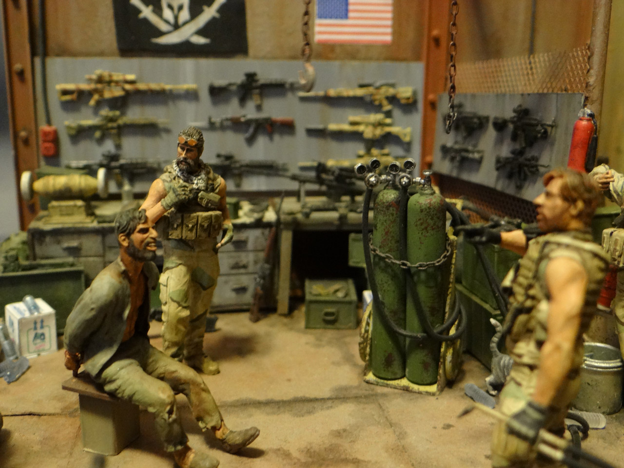 Dioramas and Vignettes: Enforcement to democracy, photo #6