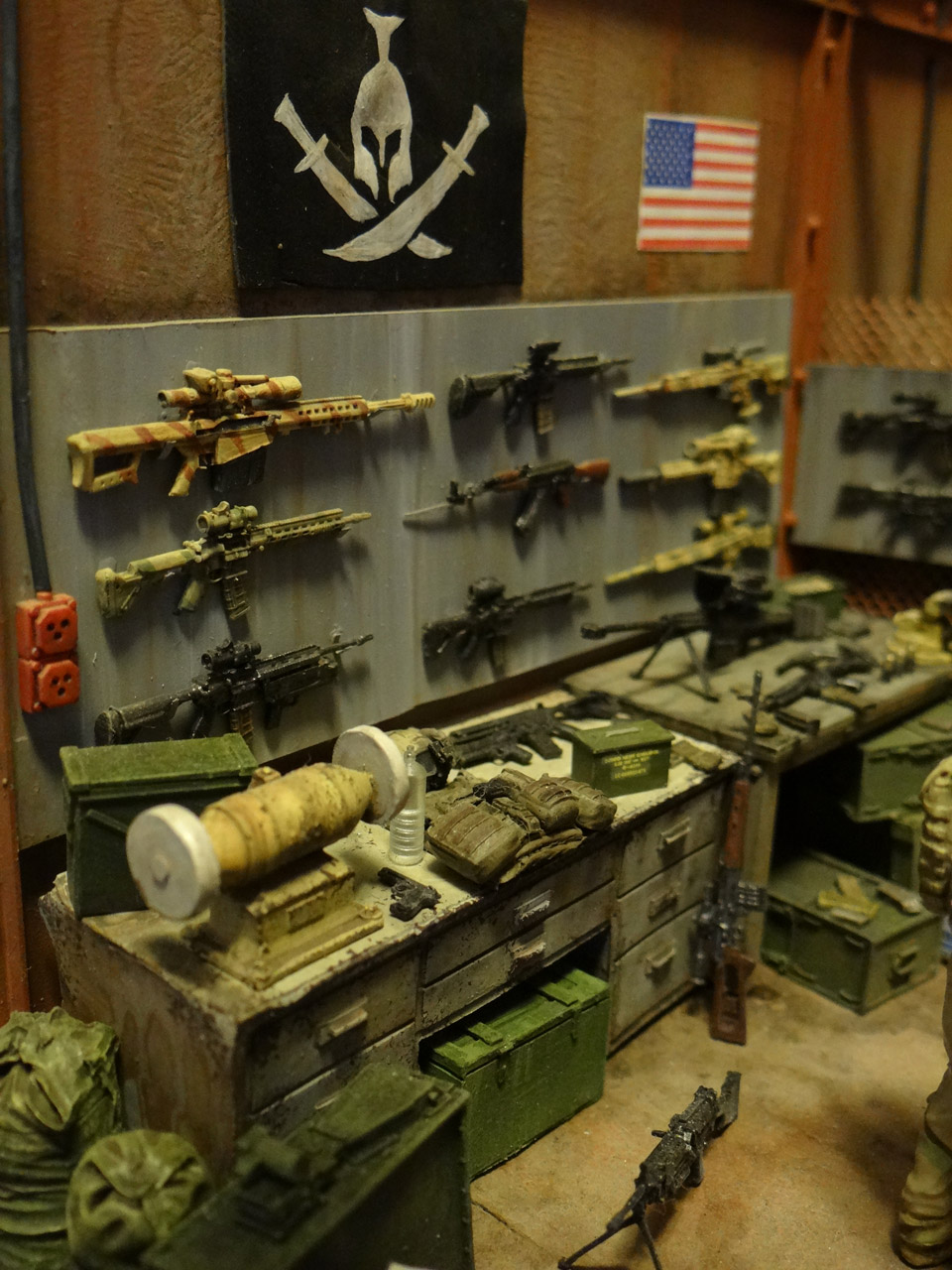 Dioramas and Vignettes: Enforcement to democracy, photo #8