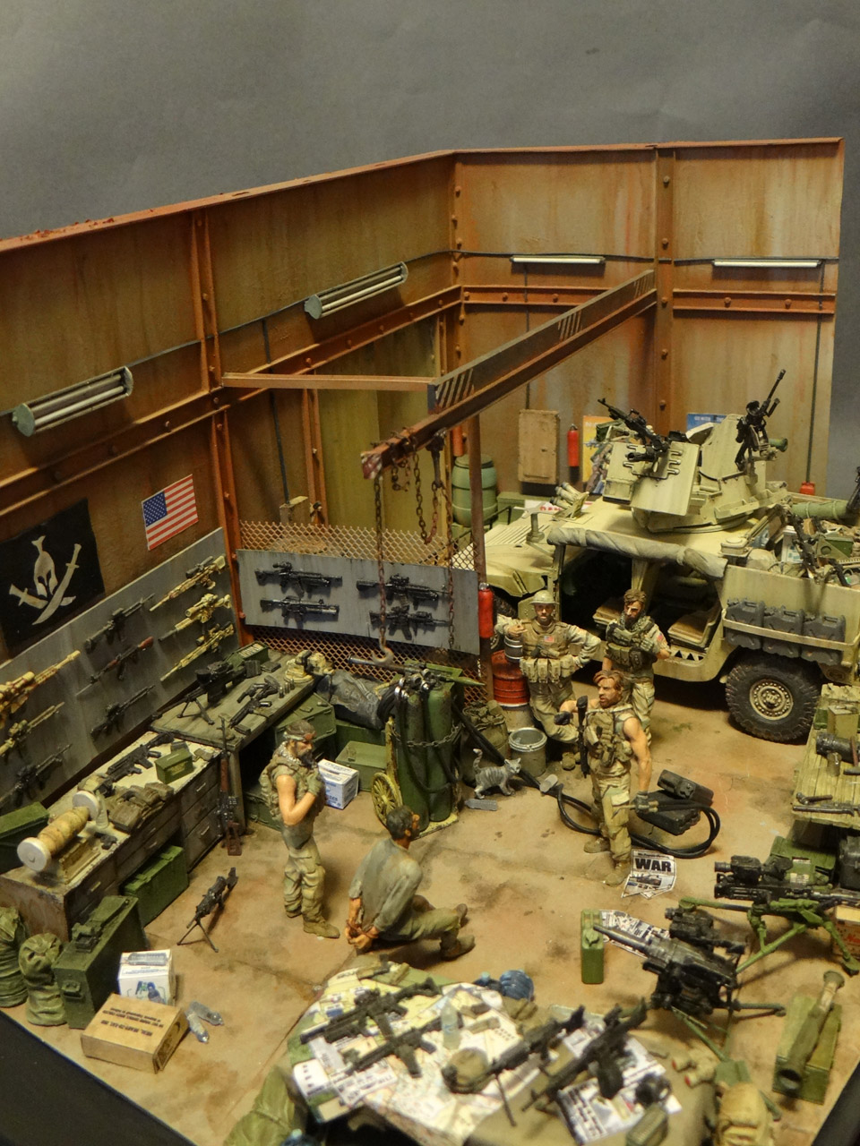 Dioramas and Vignettes: Enforcement to democracy, photo #9