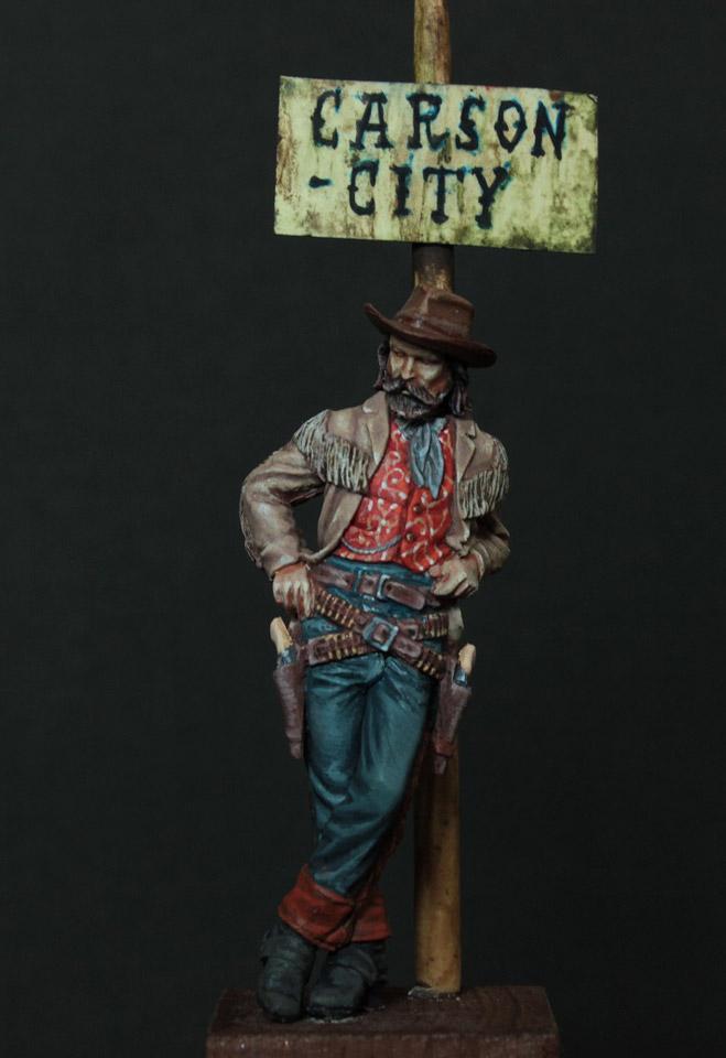 Figures: The Gunfighter, photo #1