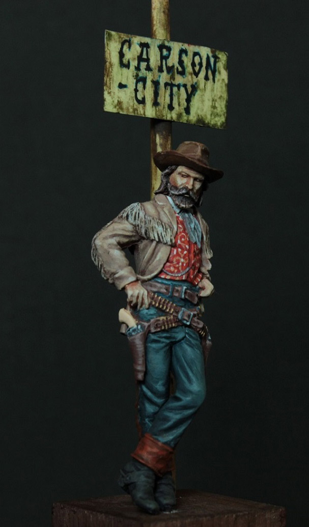 Figures: The Gunfighter, photo #2