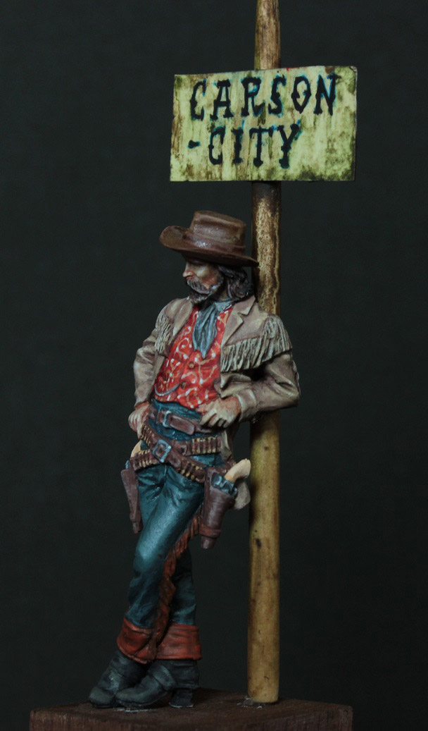 Figures: The Gunfighter, photo #3