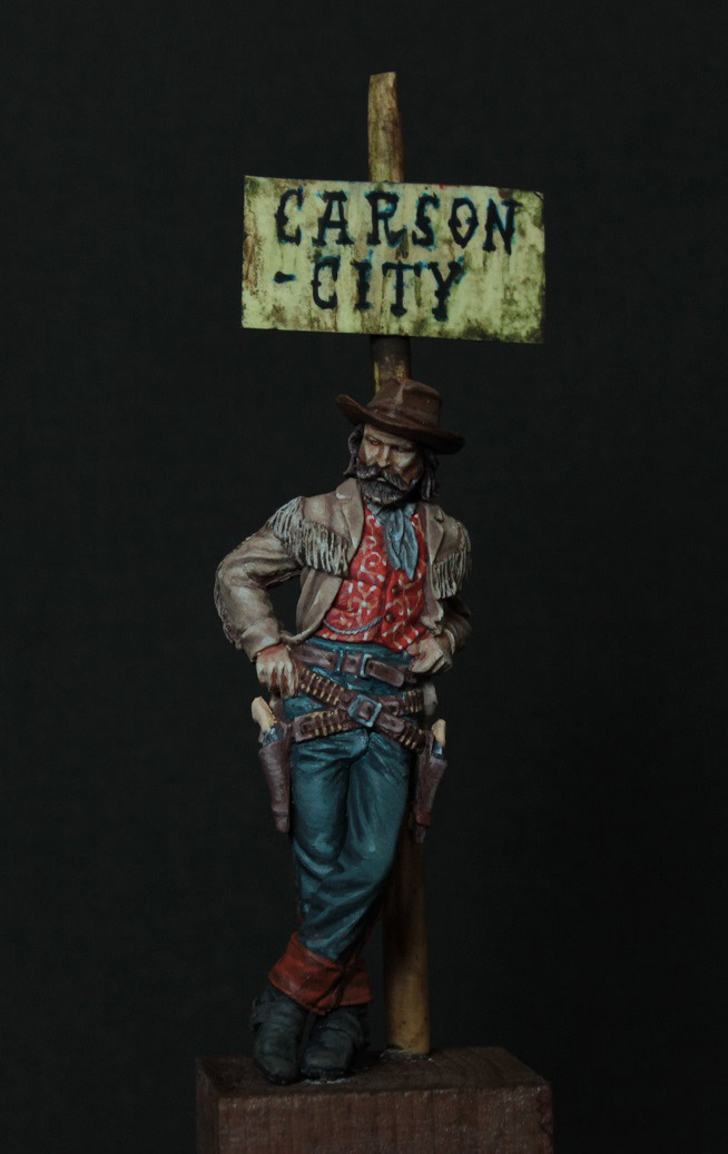 Figures: The Gunfighter, photo #5