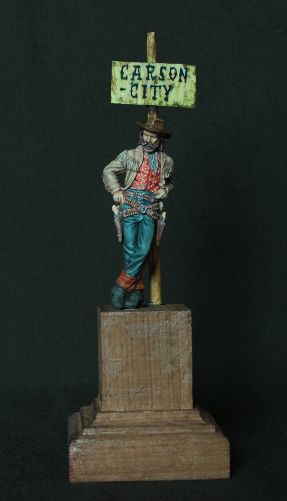 Figures: The Gunfighter, photo #6
