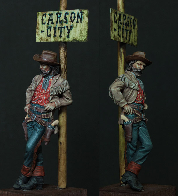 Figures: The Gunfighter