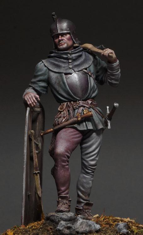 Figures: Crossbowman, photo #1
