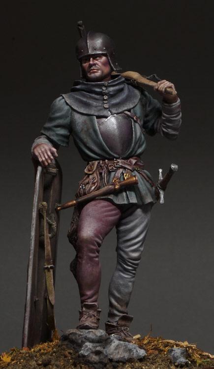 Figures: Crossbowman, photo #12