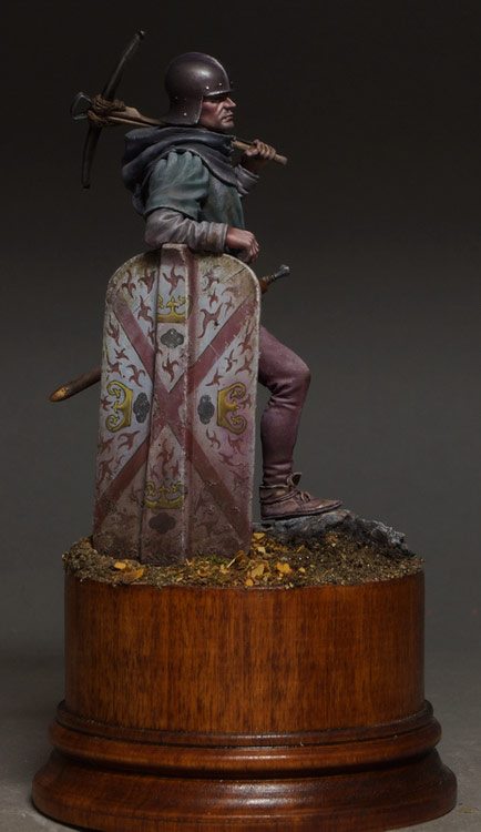 Figures: Crossbowman, photo #13