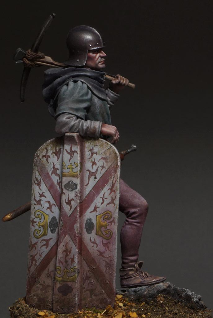 Figures: Crossbowman, photo #14