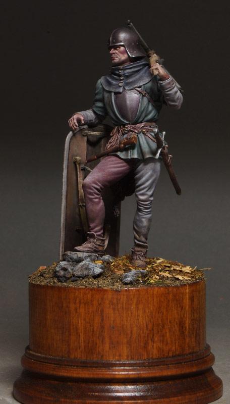 Figures: Crossbowman, photo #15