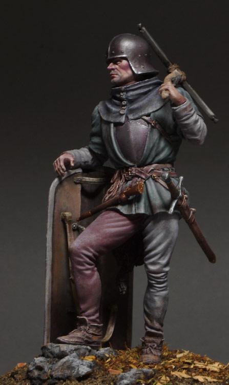 Figures: Crossbowman, photo #3