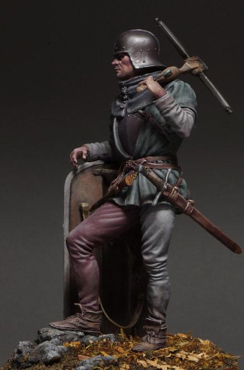 Figures: Crossbowman, photo #4