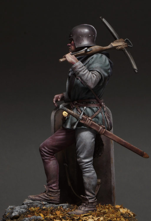 Figures: Crossbowman, photo #5