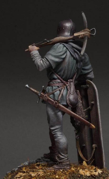Figures: Crossbowman, photo #6