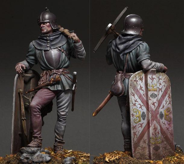 Figures: Crossbowman
