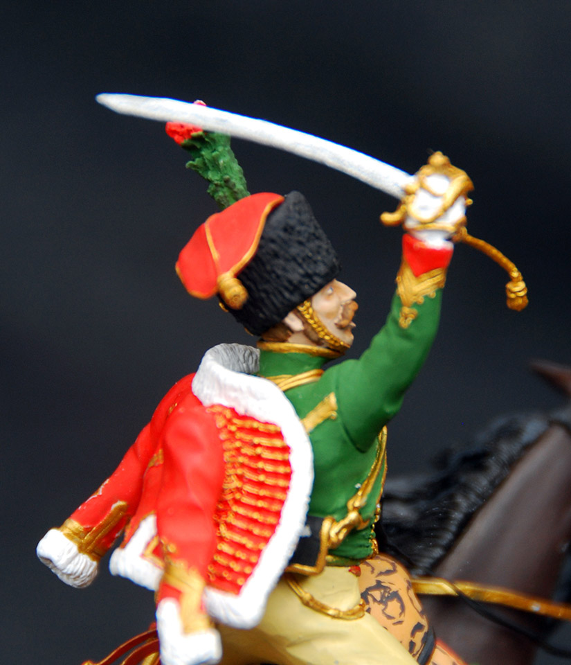 Training Grounds: Officer, Emperor's Guard chasseurs, photo #7
