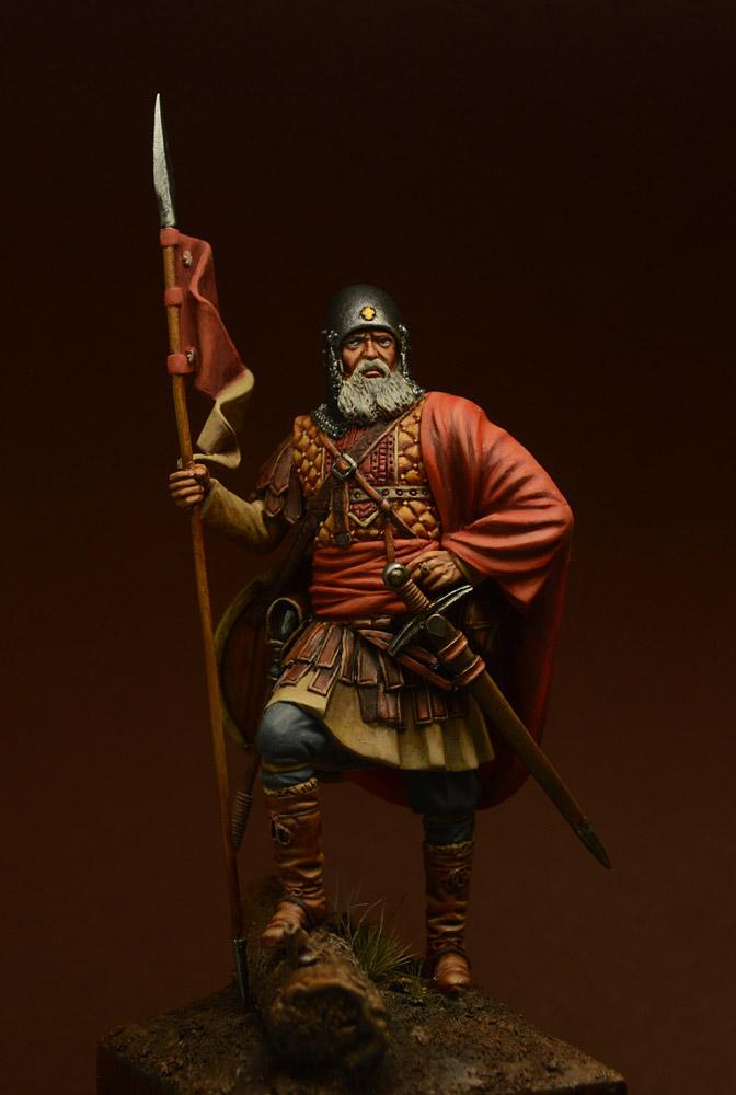 Figures: Novgorod sotnik, 1363-86, photo #2