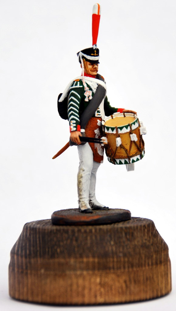 Training Grounds: Drummer, grenadiers company, Selenginsky infantry regt., photo #4
