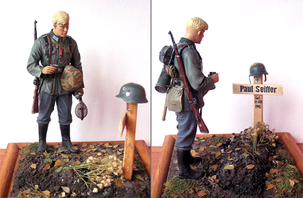 Dioramas and Vignettes: Wooden and Iron